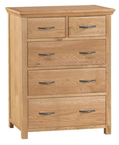 Wimbledon Oak 2 over 3 Jumbo Chest